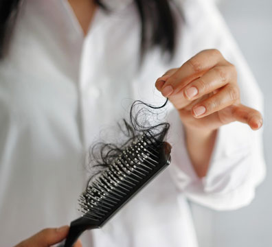 Ayurvedic treatment for Hairloss